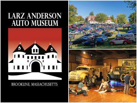 Larz Anderson Auto Museum - One Year Family Membership (1 of 2)