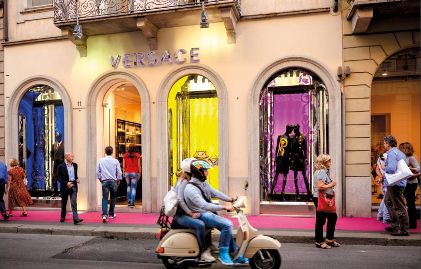 Innoveren in Klassiek Italië