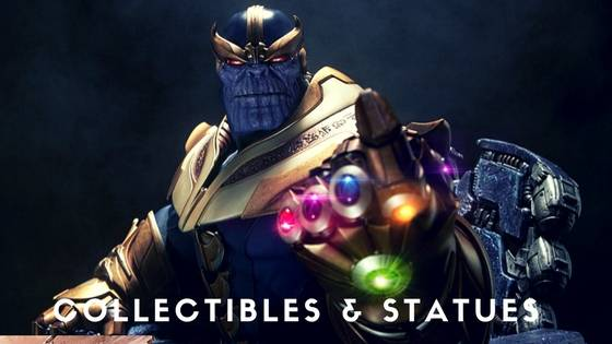 Avengers Collectibles and Statues - Free shipping across India