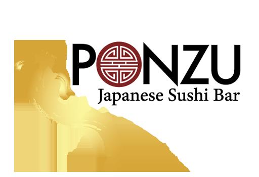 Logo - Ponzu Sushi Bar