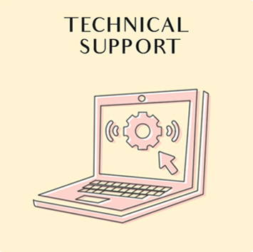 technical support and troubleshooting guide