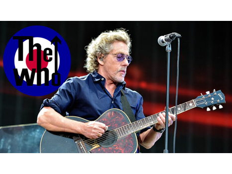 See Me!  Feel Me!  4 Tickets to Roger Daltrey's Tommy