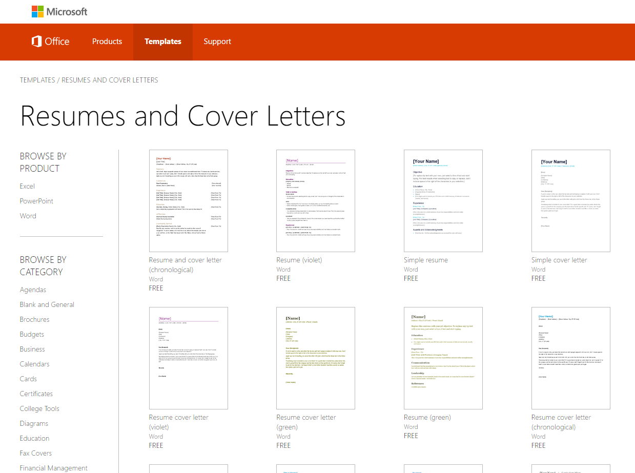 2 best apps with resume templates for windows 10 as of