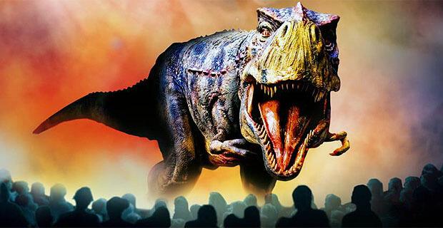 Детское радио приглашает на «Прогулки с динозаврами» - Новости радио OnAir.ru