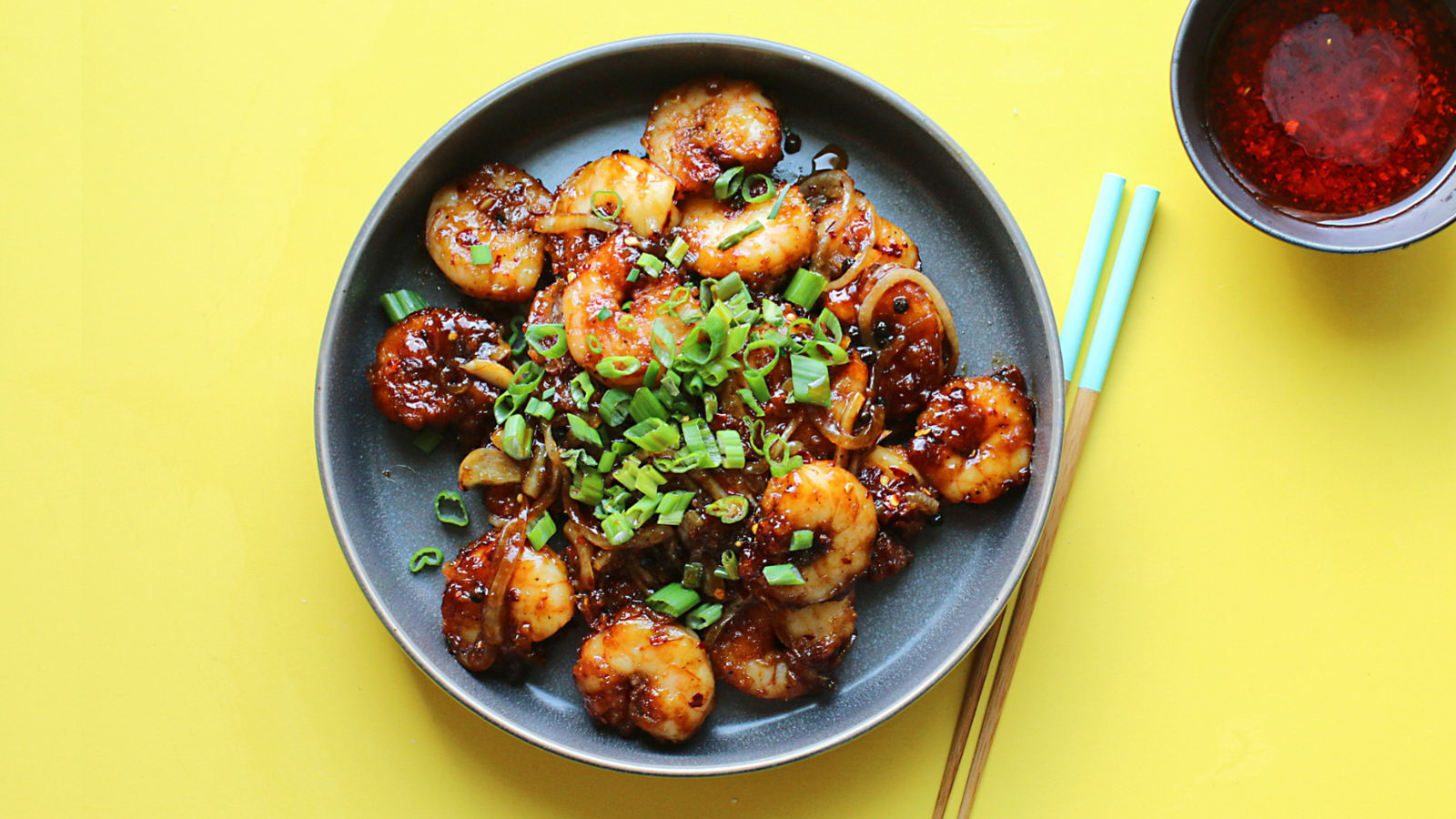 Firecracker Shrimps