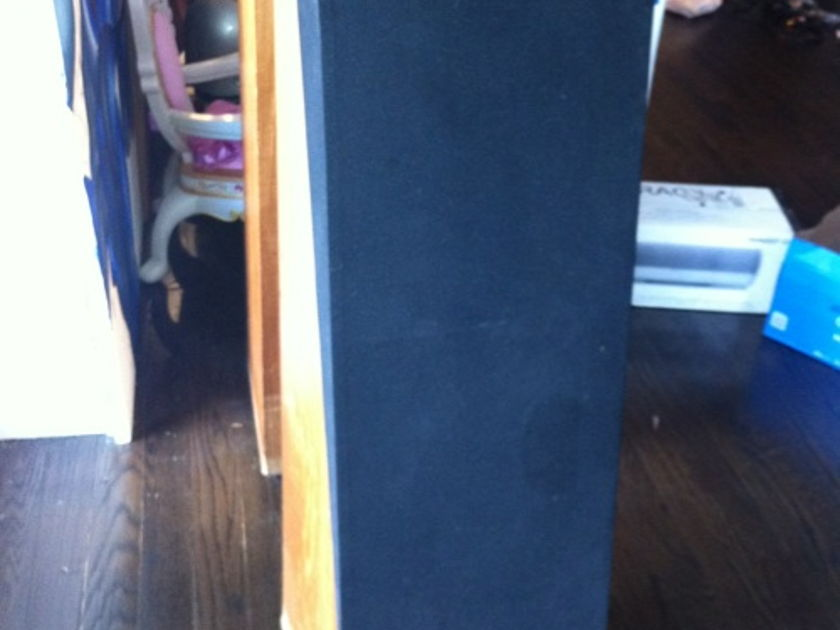 Thiel CS3.5 Speakers with Equalizer - PICK UP ONLY