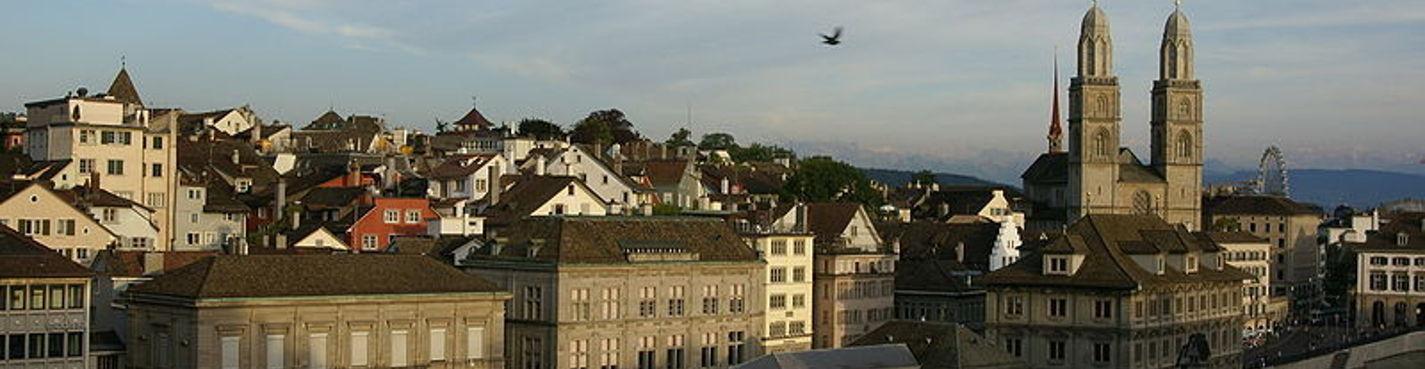 Пешеходная экскурсия по Цюриху