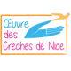 Logo de Crèche Rose France Nice
