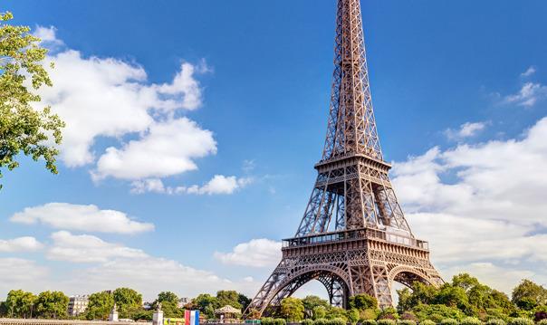 Из Праги в Париж (групповая поездка)