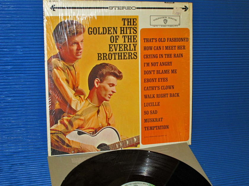 """THE EVERLY BROTHERS - - """"The Golden Hits of"""" -  Warner Bros 1973"""