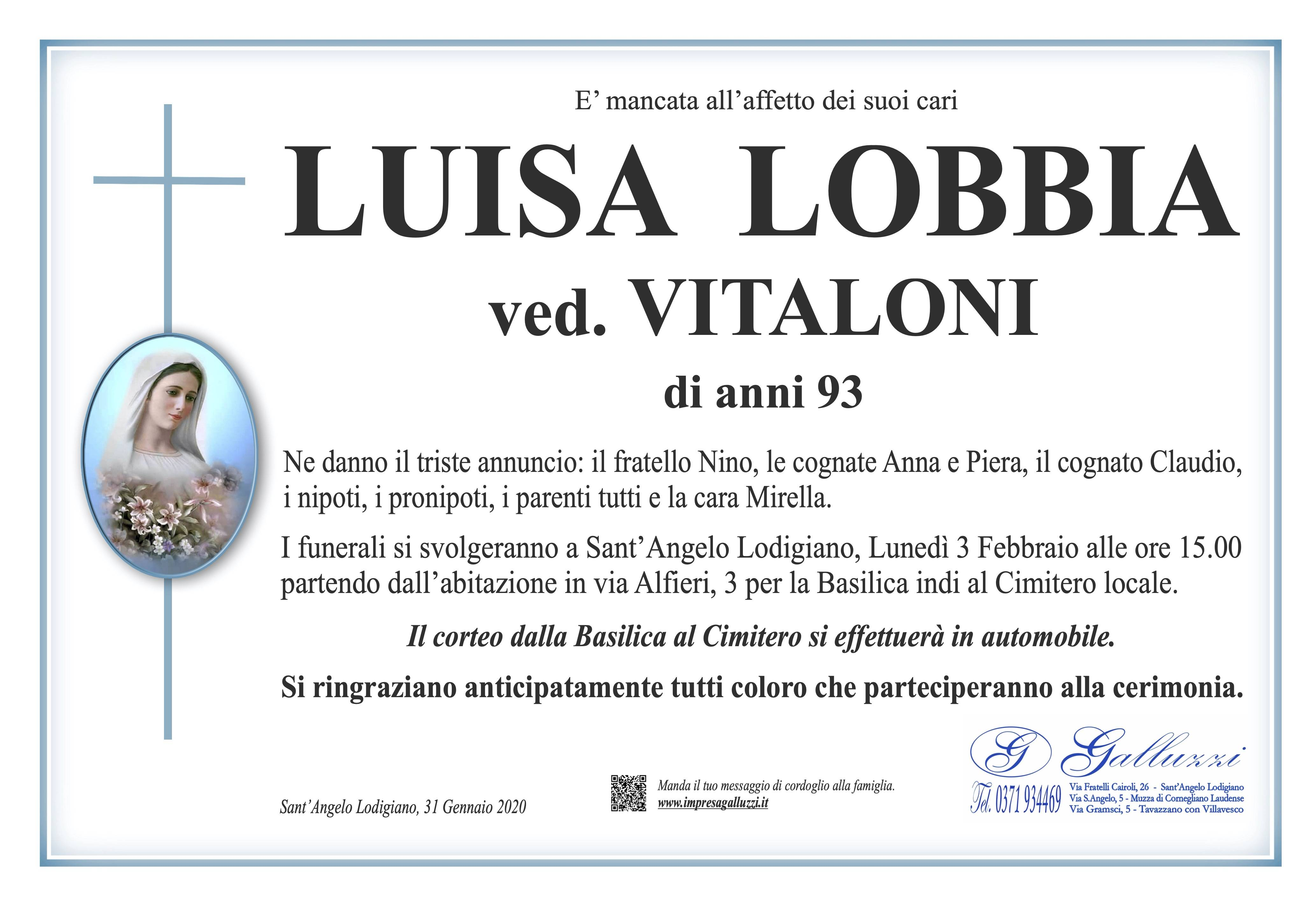 Luisa Lobbia