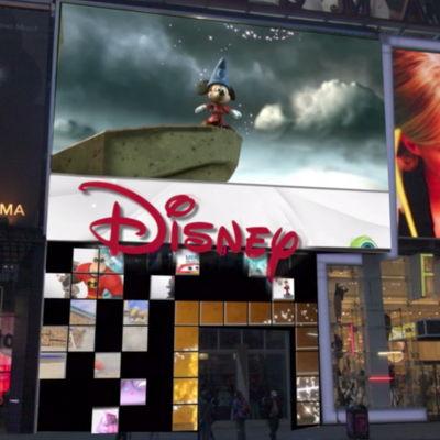 Disney Infinity OOH