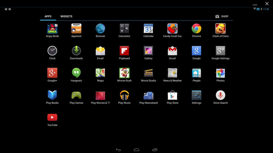 download emulator android untuk windows 7 gratis