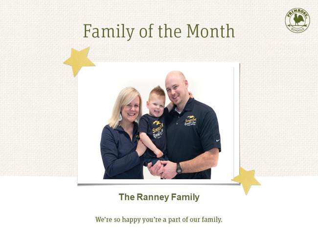 The Ranney Family