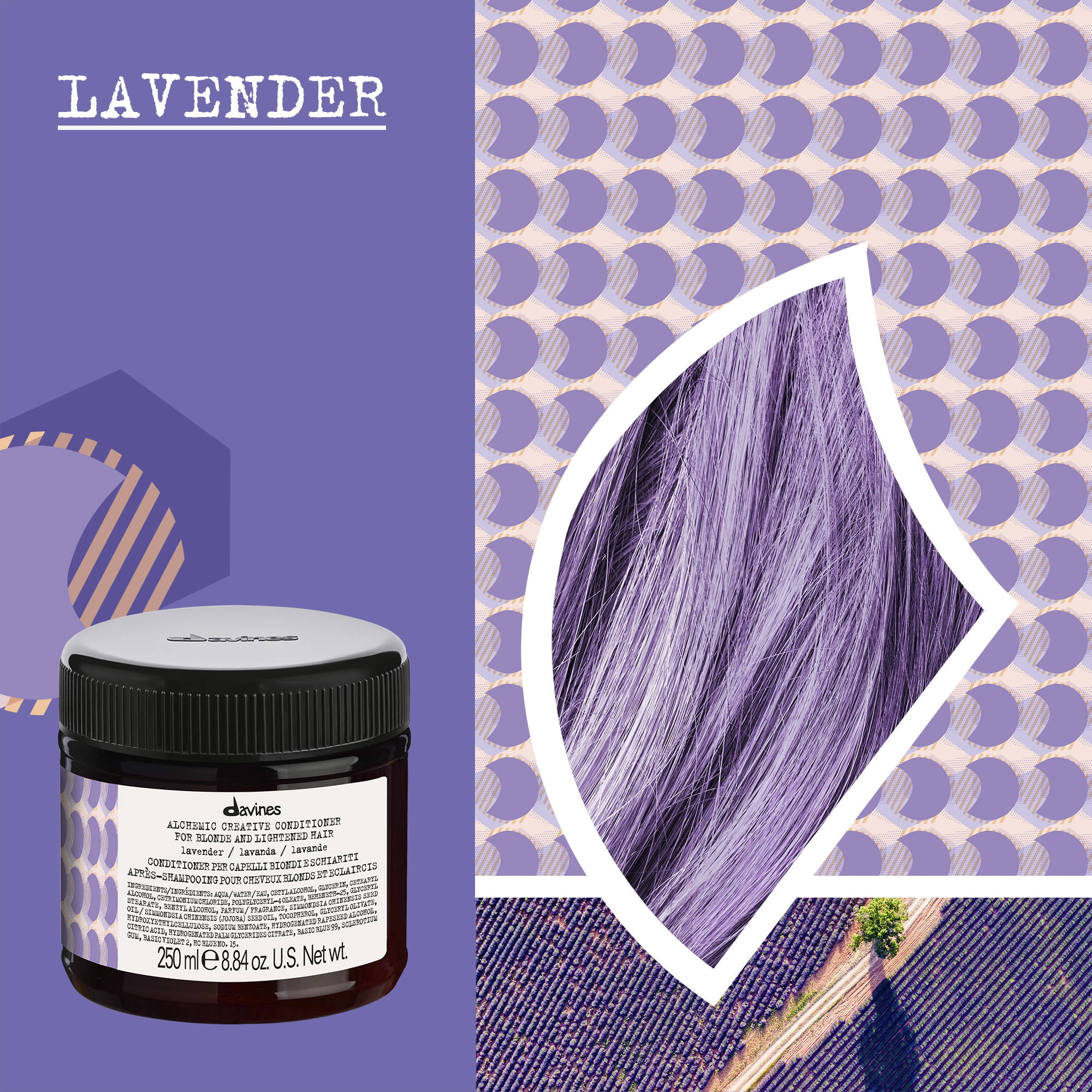Lavender Alchemic Creative Conditioner