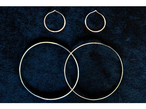 El Dorado - Jewelry bangles and hoops