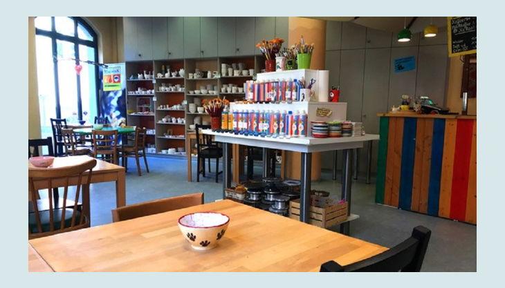 mal werk kindergeburtstag tisch werkstatt keramik laden