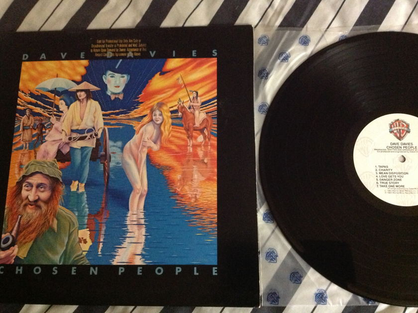 Dave Davies(Kinks) - Chosen People LP NM