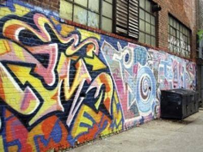 Anti Vandal/Anti Graffiti Coatings