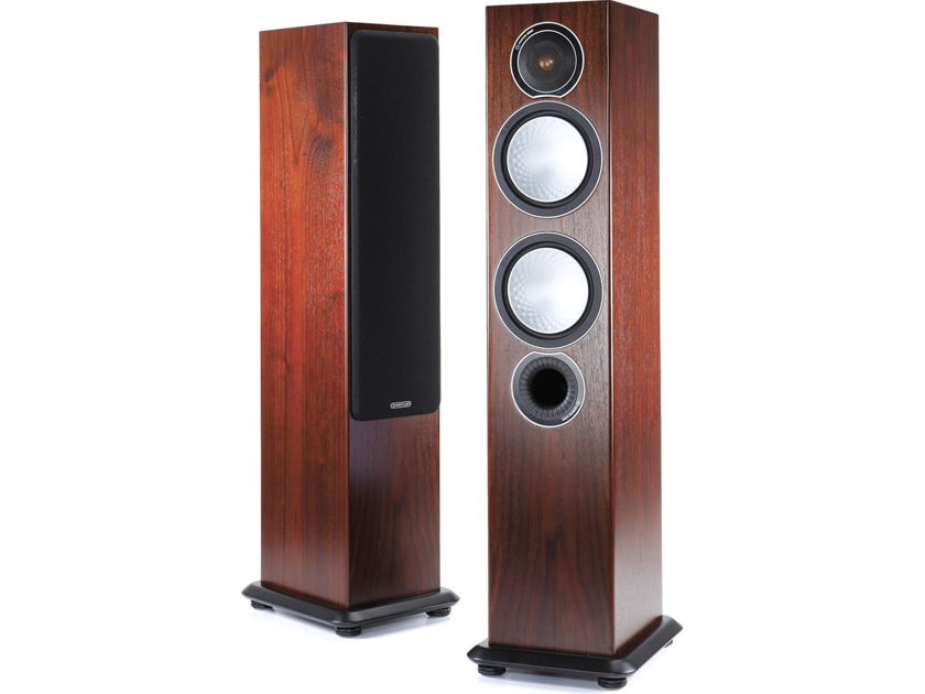 Monitor Audio Silver 6 Loudspeakers - Brand New-in-Box; 5 Yr. Warranty; 15% Off; Free Shipping