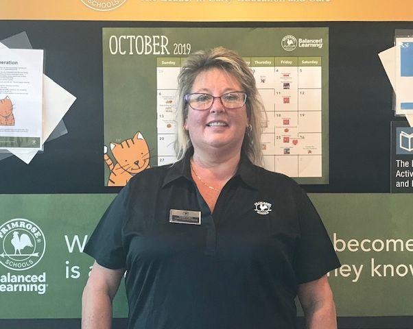 Mrs. Darlena Kingrey , Support Teacher