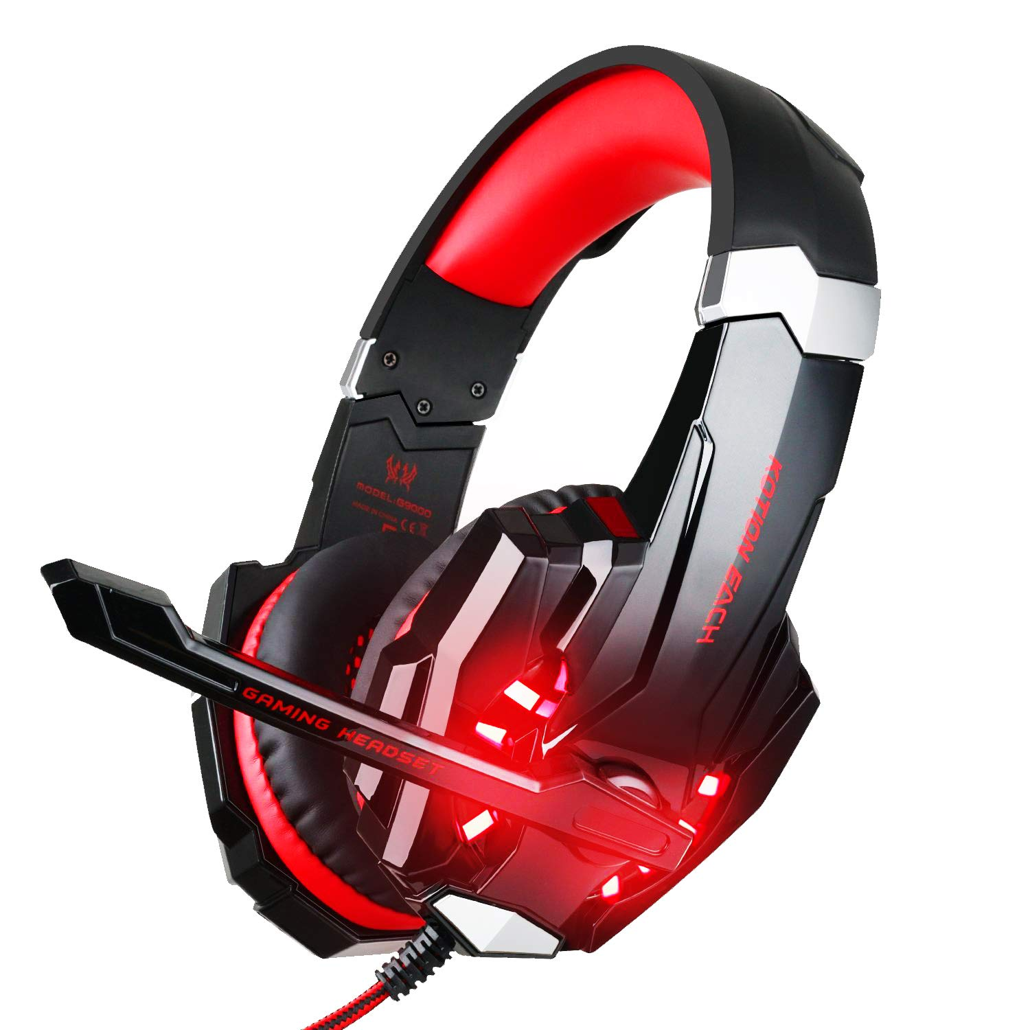 Bluefire Stereo Gaming Headset (Kotion Each) - What are the