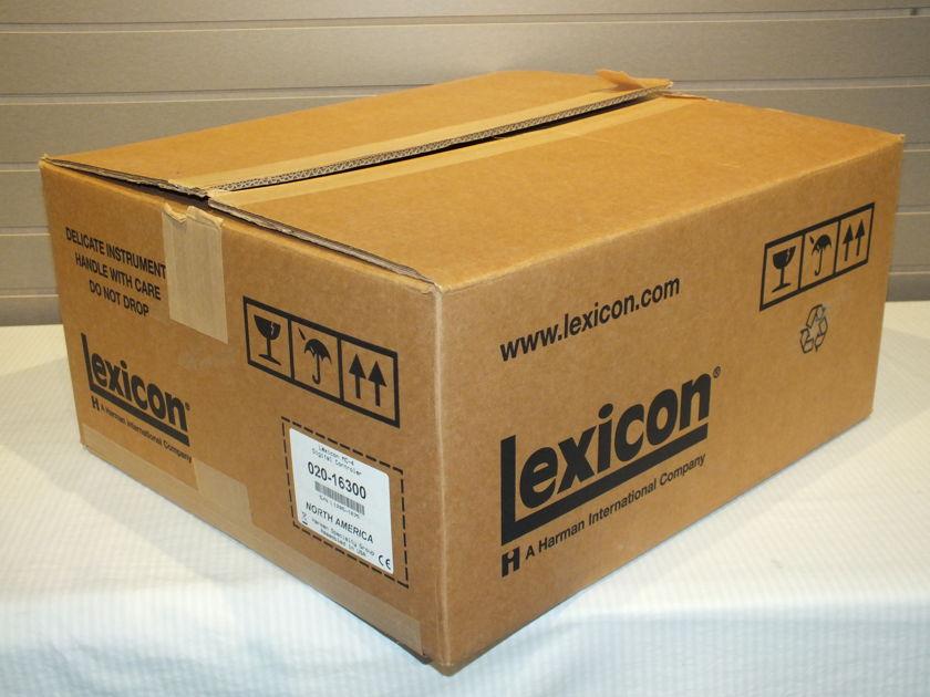 LEXICON MC-8 Digital Controller  Preamp/Processor; Original  Box/Remote/Manual - Now 90% Off