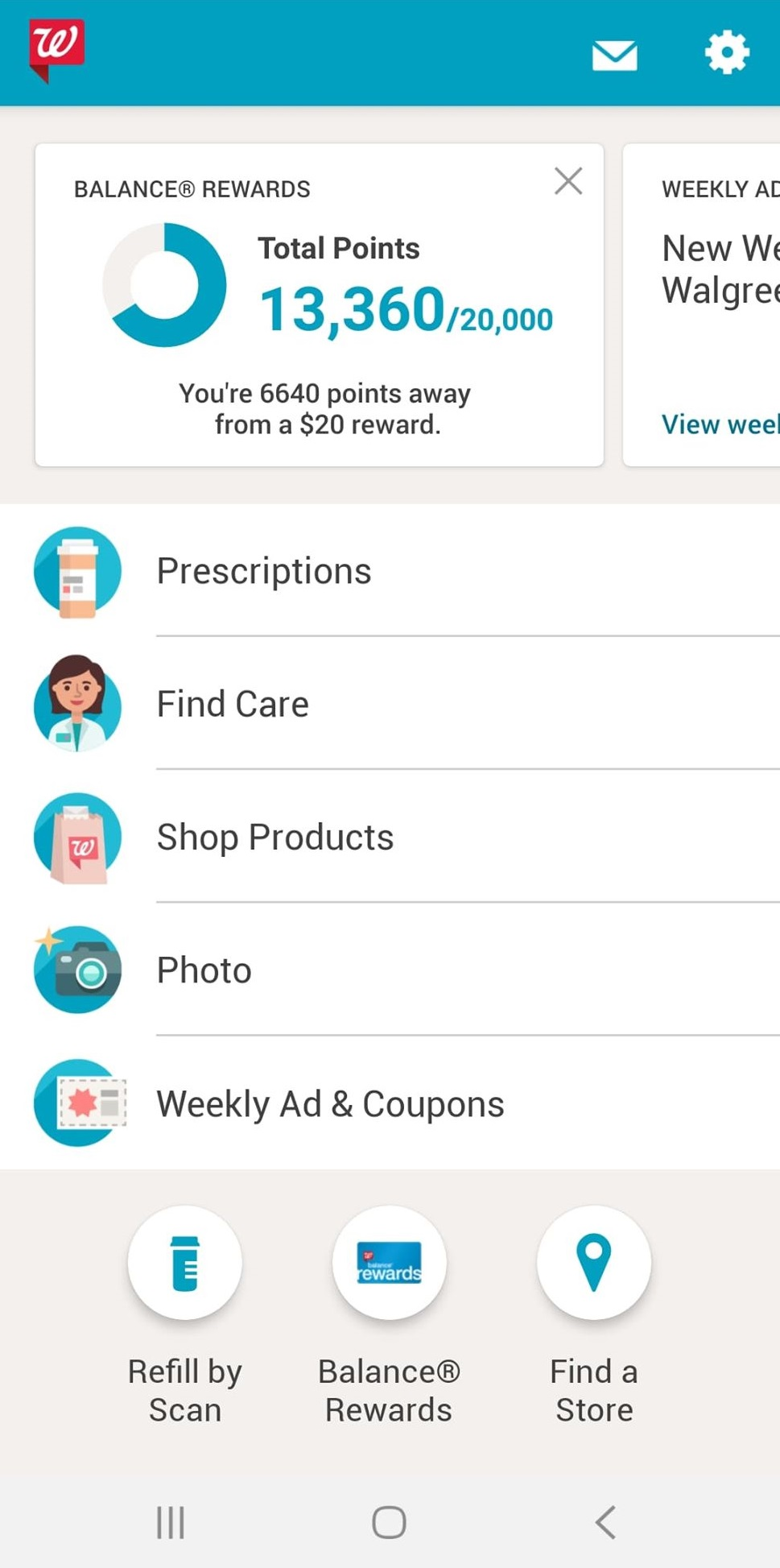 Walgreens uses its mobile app to increase customer engagement