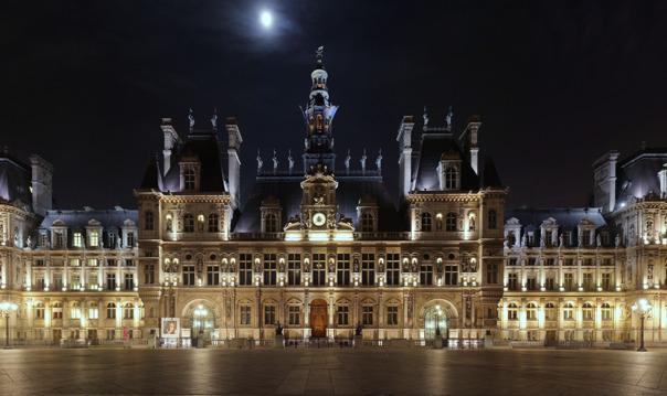 Экскурсия по Парижу в формате квест-игры. Мистический Париж
