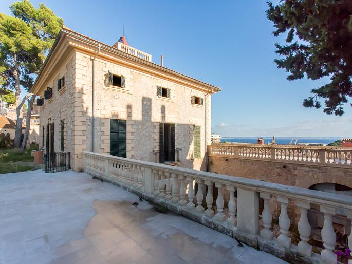 Historical property in Palma Bonanova