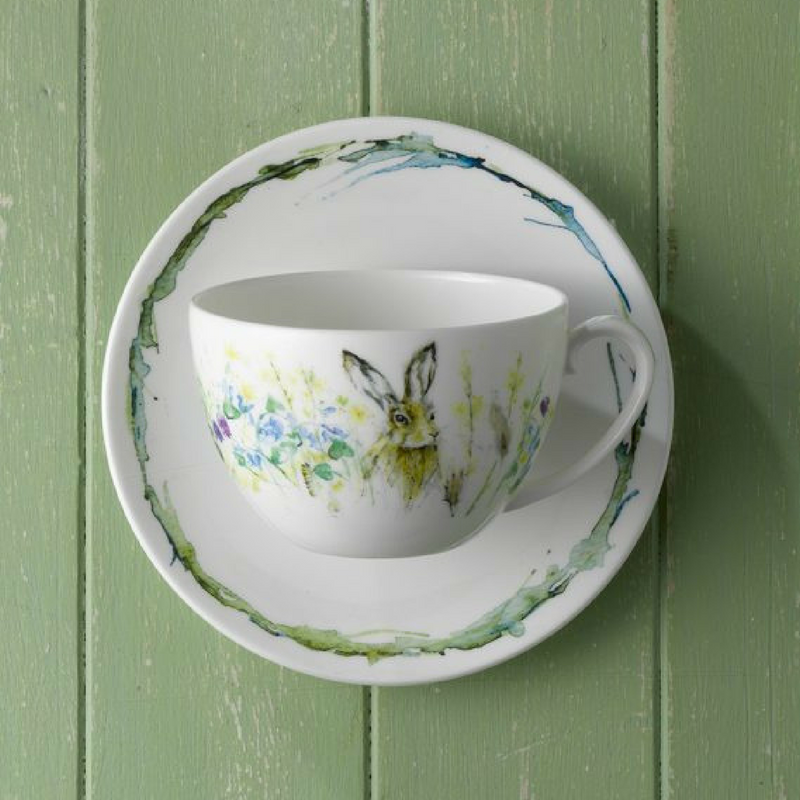 Ruth Sarah fine bone china cup and saucer brochure download