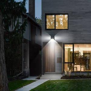 Garden Light, Backyard Light, Motion Sensor Light, Solar Outdoor Light, Solar Outdoor Motion Sensor Light