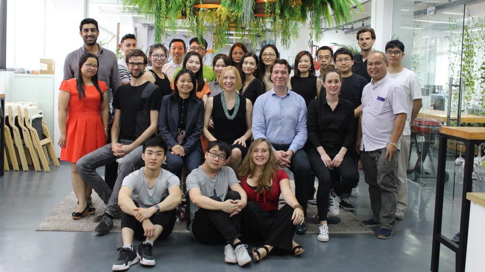 Interview met Arthur Tideman - Chinezen smullen van zakelijke trucjes