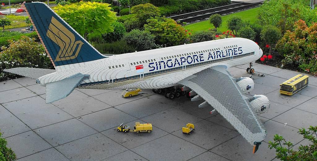 A380 Airplane