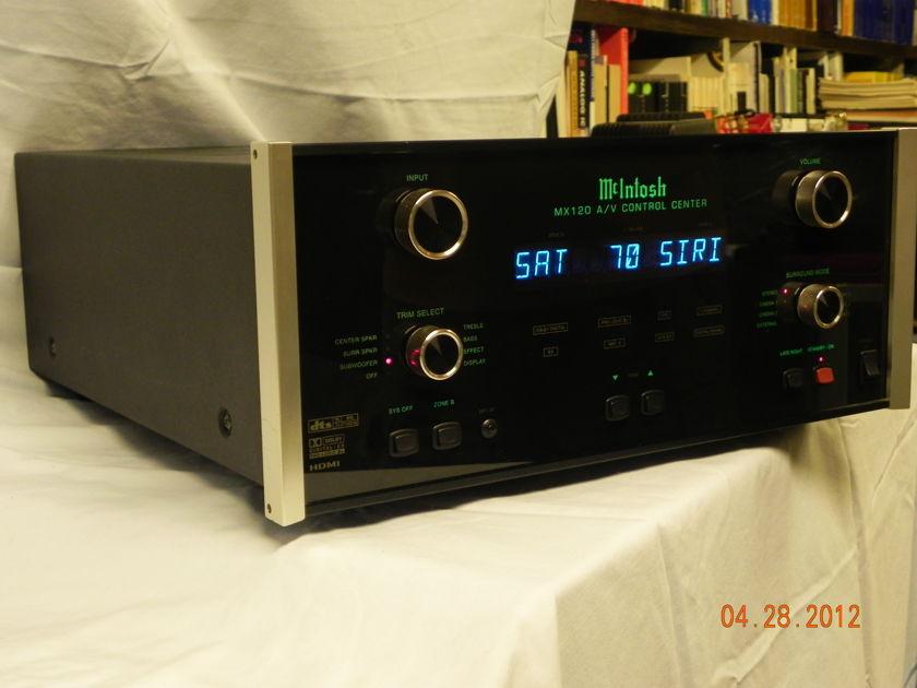 McIntosh MX120 Home Theater Processor