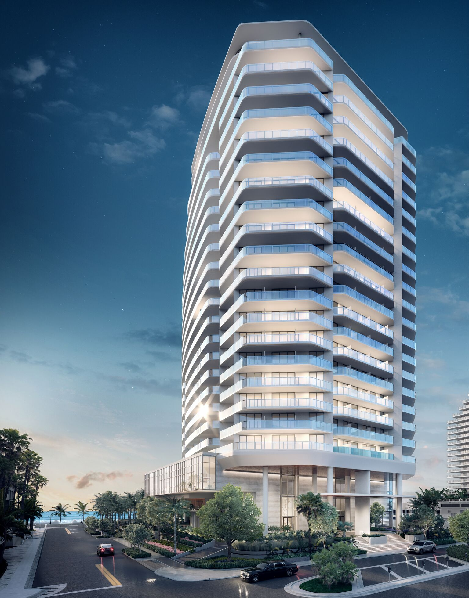skyview image of Four Seasons Fort Lauderdale