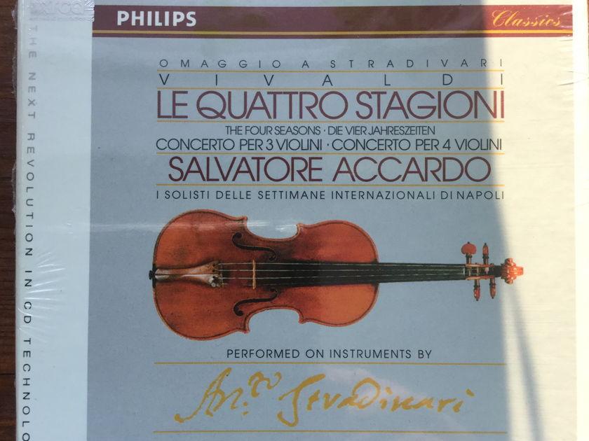 Vivaldi - Four seasons XRCD