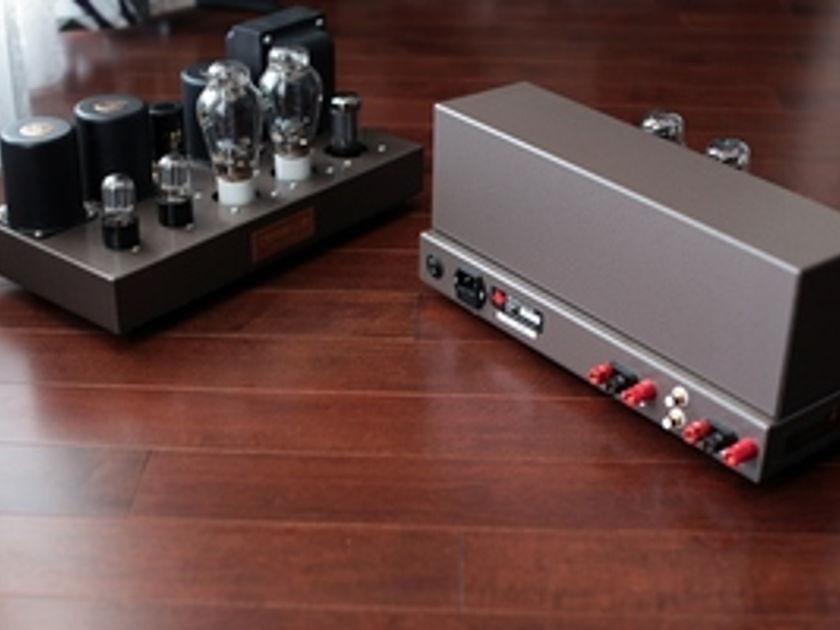 Triode Lab 2A3 SET Power Amp Classic Class A Autobias