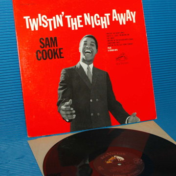 """Twistin' The Night Away"" -"