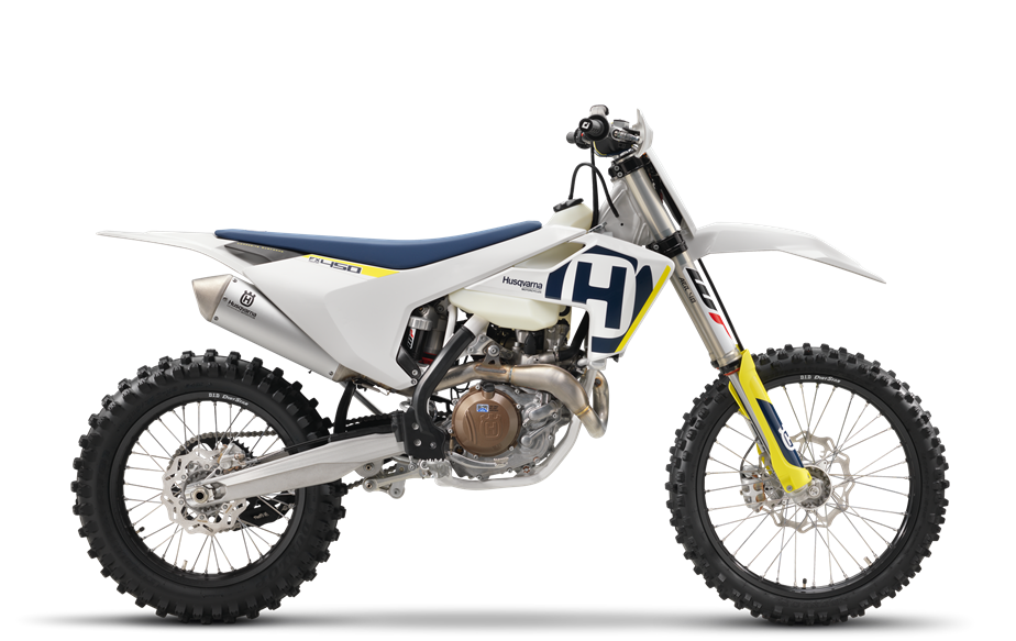 2018 HUSQVARNA FX 450