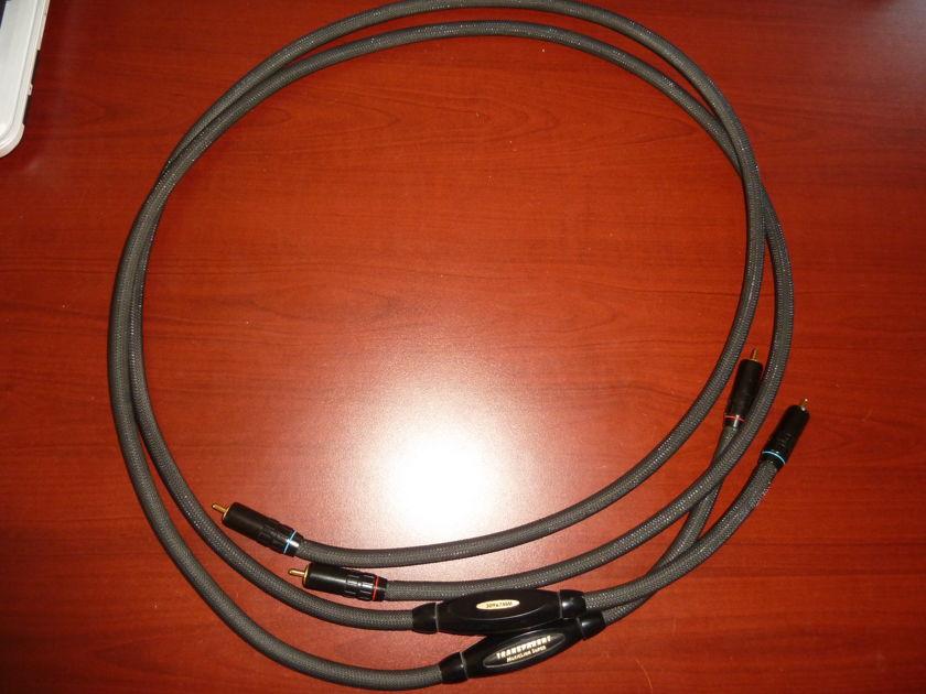 Transparent Audio Music Link Super 5 foot pair