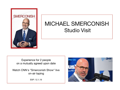 Michael Smerconish Studio Visit