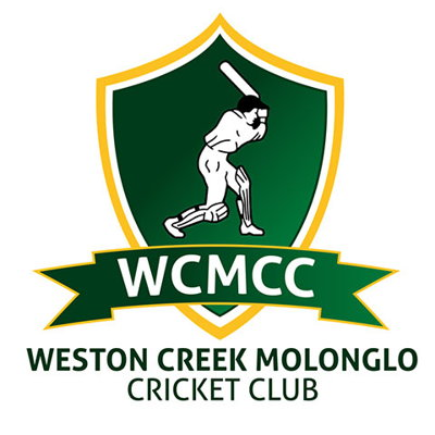 Weston Creek Molonglo Cricket Club Logo