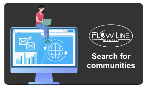 Search for communities