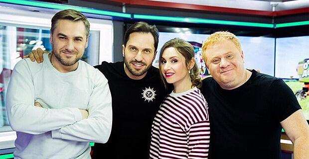 Александр Ревва стал гостем утреннего шоу «Русские Перцы» на «Русском Радио» - Новости радио OnAir.ru