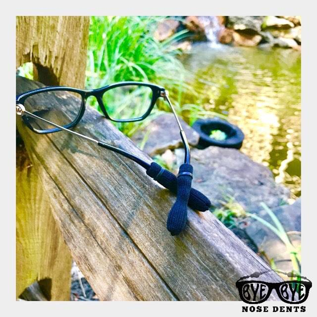 Cozy Eyeglass Socks Prevents Eyeglass Pain, Nose Dents, And Slipping