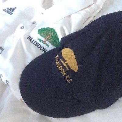 Billesdon Cricket Club Logo