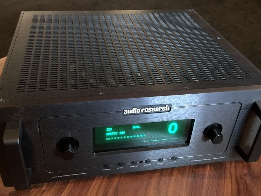 Audio Research Reference 5 SE Pre-Amplifier