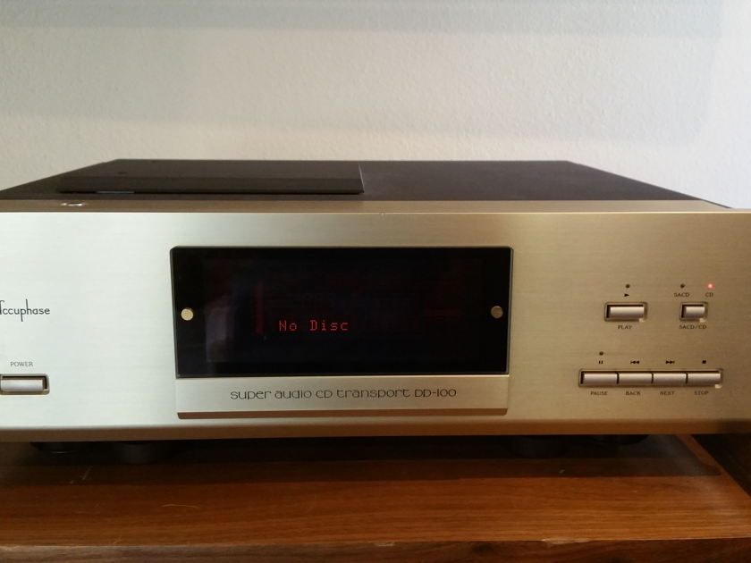 Accuphase DP-100