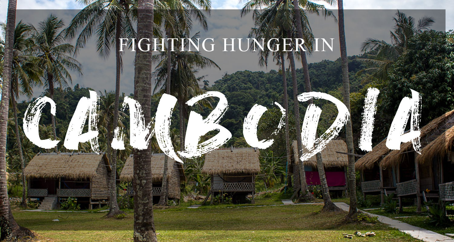 Fighting World Hunger in Cambodia